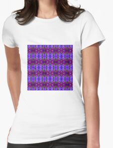 Blooming Knapweed (VN.50) Womens Fitted T-Shirt