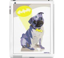 Batdog - Pug iPad Case/Skin