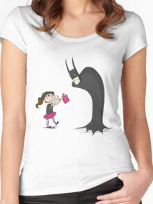 Autograph Women's Fitted Scoop T-Shirt