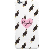 I [heart] Psycho iPhone Case/Skin