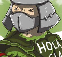 Hola Clan Sticker