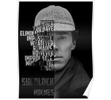 Sherlock Holems Poster