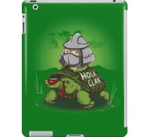 Hola Clan iPad Case/Skin