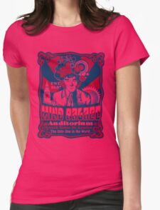 Mind Palace Auditorium Womens Fitted T-Shirt