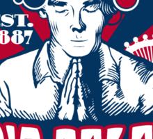Mind Palace Auditorium Sticker