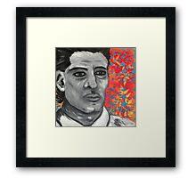 Ivan the Matador Framed Print