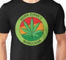 Mama Juana`s Marijuana Unisex T-Shirt