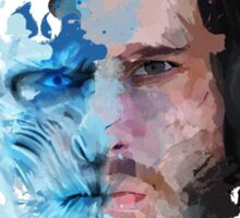 john snow Sticker