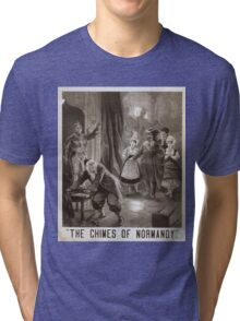 Performing Arts Posters The chimes of Normandy 0616 Tri-blend T-Shirt