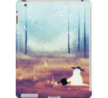 mint garden iPad Case/Skin