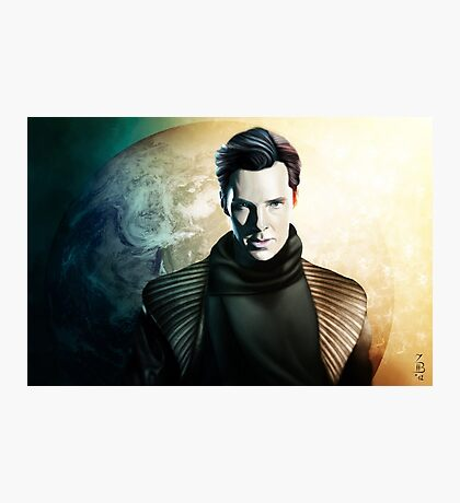 Star Trek Into Darkness: KHAN Photographic Print