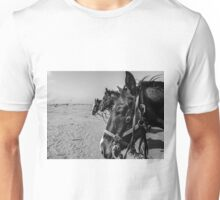 Waiting for Riders Unisex T-Shirt