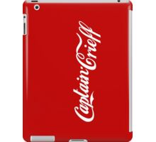 Captain Crieff iPad Case/Skin