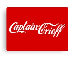 Captain Crieff Canvas Print