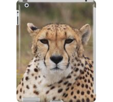 Big Cheetah iPad Case/Skin
