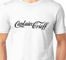 Captain Crieff (Black Version) Unisex T-Shirt
