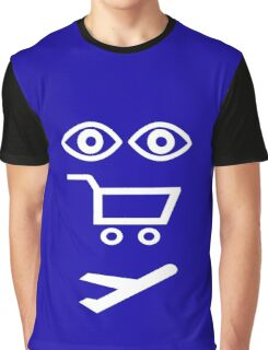 See,Buy,Fly Graphic T-Shirt