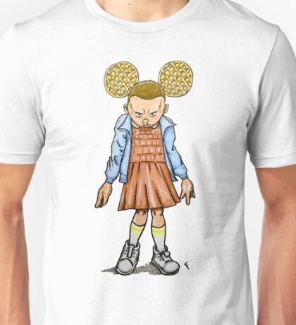 Eleven VS Minnie Mouse Unisex T-Shirt