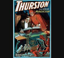 Performing Arts Posters Thurston the great magician 1628 Unisex T-Shirt