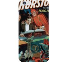 Performing Arts Posters Thurston the great magician 1628 iPhone Case/Skin