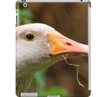 Greylag Goose iPad Case/Skin