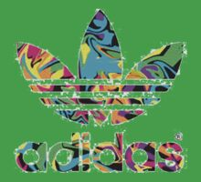 adidas Kids Tee