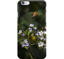 A Bee See Flowers iPhone Case/Skin