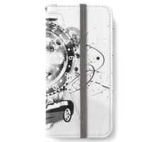 abSTRaCT iPhone Wallet/Case/Skin