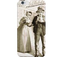Performing Arts Posters CR Renos successful comedy Along the Kennebec a New England story laughingly told 1228 iPhone Case/Skin