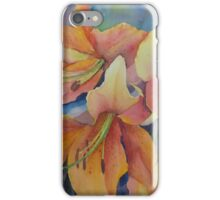 Lilies iPhone Case/Skin