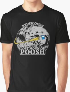 The Lost Moon of Poosh Graphic T-Shirt