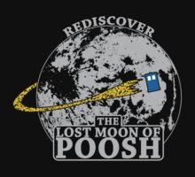 The Lost Moon of Poosh One Piece - Short Sleeve