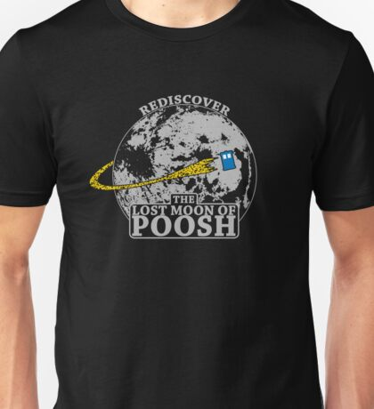 The Lost Moon of Poosh Unisex T-Shirt