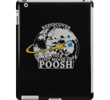 The Lost Moon of Poosh iPad Case/Skin