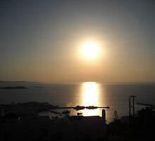 Myconos Island, Greece by Vitta
