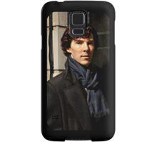 Sherlock at 221B Samsung Galaxy Case/Skin
