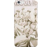 Performing Arts Posters Hoyts A hole in the ground 1278 iPhone Case/Skin