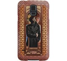 The World's only Consulting Detective Samsung Galaxy Case/Skin