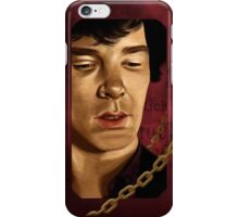 Moriarty's Trap iPhone Case/Skin
