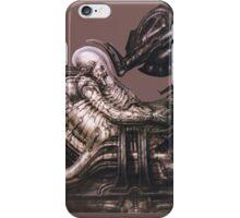 H.R Giger - Engineer iPhone Case/Skin