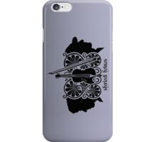 Two Detectives iPhone Case/Skin