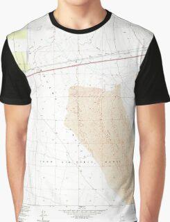 USGS TOPO Map Arizona AZ Mohawk 312410 1965 24000 Graphic T-Shirt