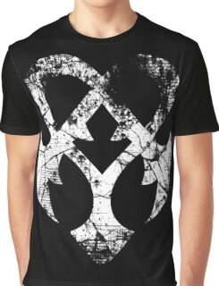 Kingdom Hearts Nightmare grunge Graphic T-Shirt