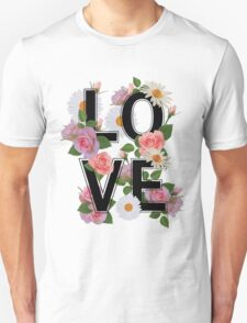 All we need is Love Unisex T-Shirt