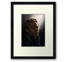 The Crown Prince Framed Print