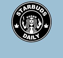 Starbuds Daily I Love Cannabis And Coffee Unisex T-Shirt