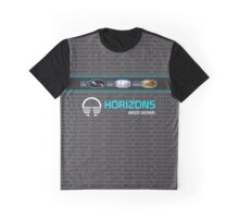 EPCOT Center Horizons Graphic T-Shirt