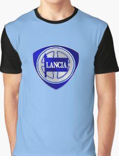 Lancia Cars Italy Graphic T-Shirt