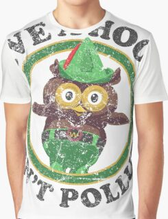 Woodsy The Owl Graphic T-Shirt