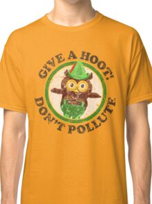 Woodsy The Owl Classic T-Shirt